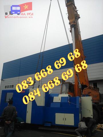 Cẩu 25 tấn cẩu máy CNC 18 tấn