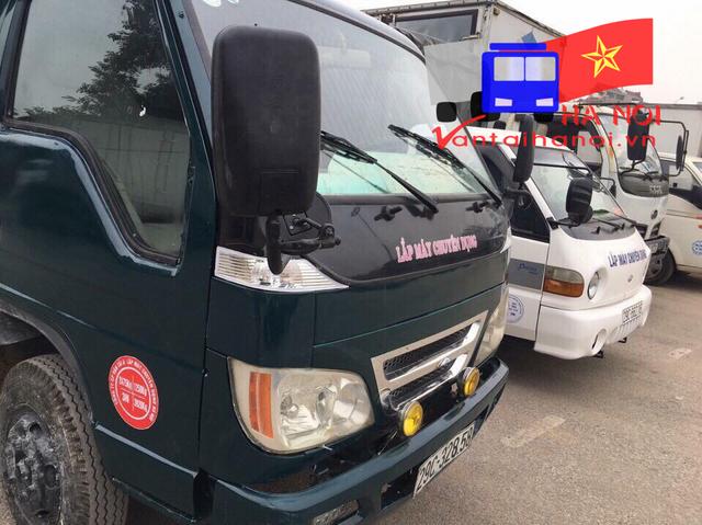 Dịch vụ  cho thuê  xe tải 1 tấn, 1,25 tấn và 1,4 tấn