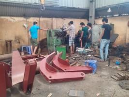 dịch vụ dọn kho di dời máy móc thiết bị trong xưởng